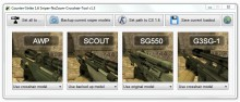Counter-Strike Sniper-NoZoom-C<br>rosshair-Tool Tool preview