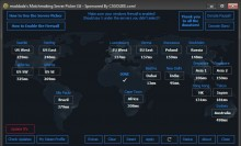 [Official] MM Server Picker 4.0 - Hit Update IPs! Tool screenshot #2