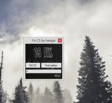 CS Fixer [Server Spam FIX] Tool preview