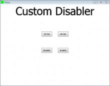 Custom Disabler Tool preview