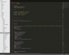 Sublime Text Tool preview
