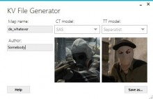 KV File Generator preview