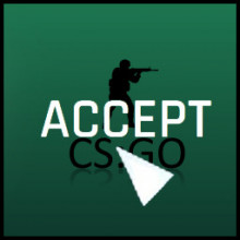 CS:GO Auto Accept (Work) Tool preview