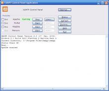 XAMPP Tool preview