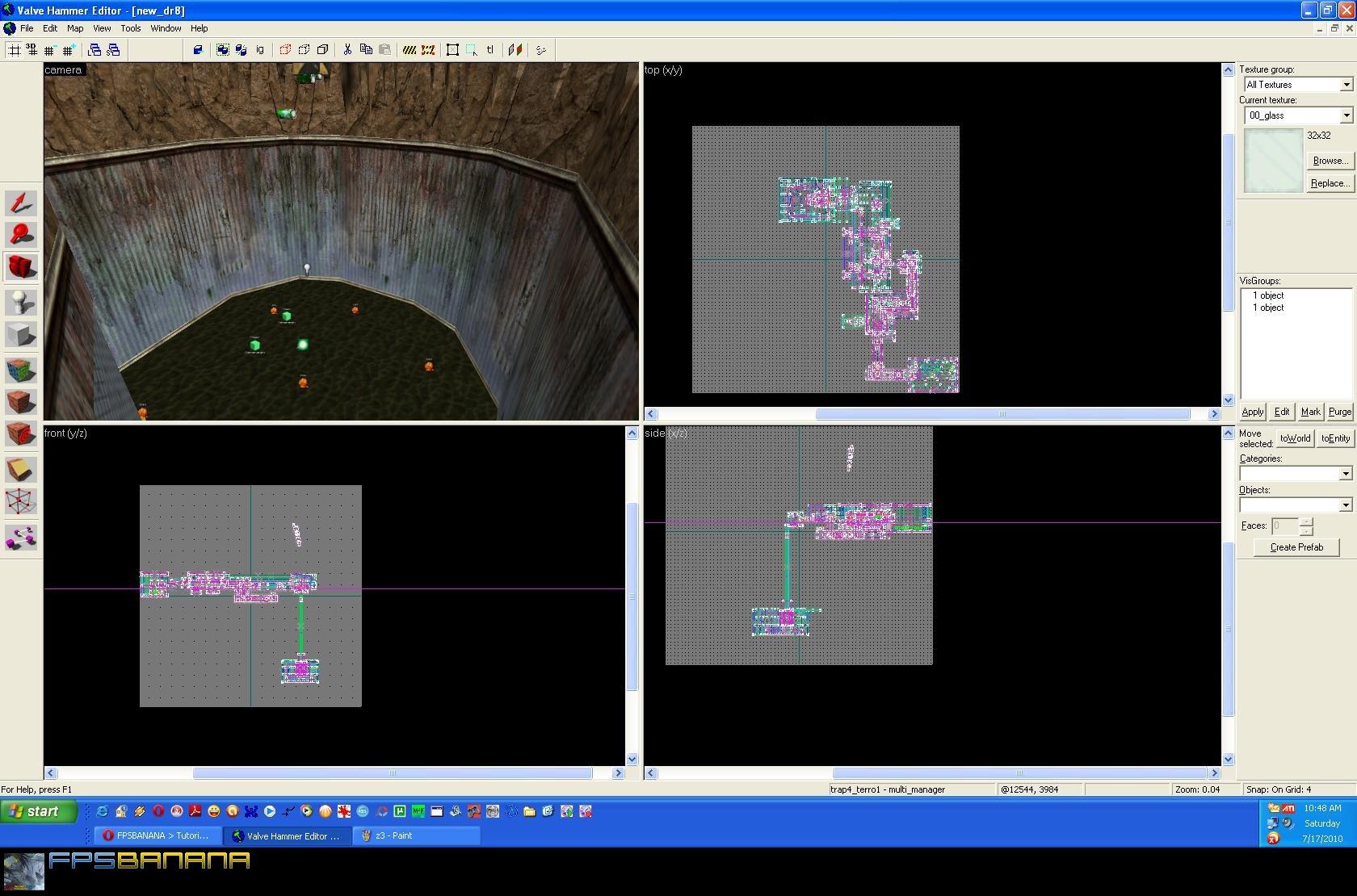 Deathrun Grenade Launcher Tutorial screenshot #1