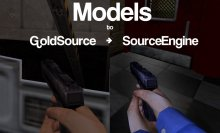 Models (GoldSource -> SourceEngine) [Part 2]