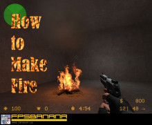 How to Make Fire