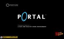 Portal Button