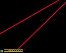 GIMP Laser Effect
