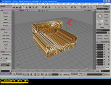 XSI Modeling Part 2 - Adding Textures