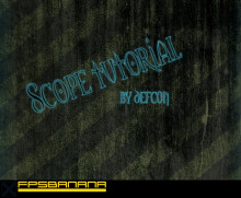 Scope Overlay (remixed & updated!)