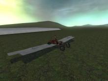 Half buggy, half plane