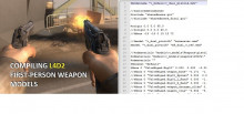 Compiling L4D2 First-Person Weapon Models