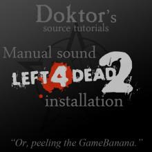 [L4D2] manual sound installation