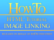 HTML Tutorial - Image Linking