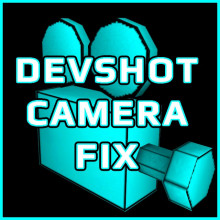 Fixing the point_devshot_camera function