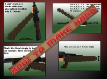 How To make Hand