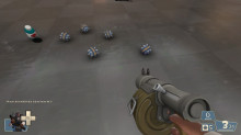 SSAO effect in TF2.