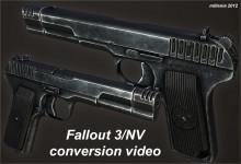 Fallout conversion tutorial