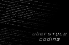 Überstyle Coding Tips: Continued