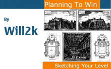 Planning To Win Sketching Your Level