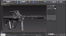 Explode a Scene for baking in 3ds Max