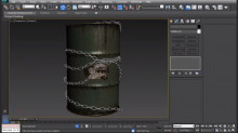 Using the Path Deform Modifier in 3ds Max