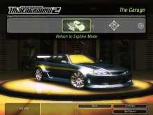 NFS:U2 How to make player's Skyline