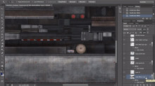 Create Specular texture from Diffuse Map layers