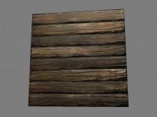 Rough Wood Planks Tutorial
