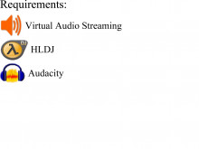 How to install HLDJ and edit sound files for HLDJ.