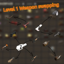 Level 1 Weapon Swapping