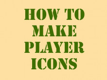 How To Make Player Icons