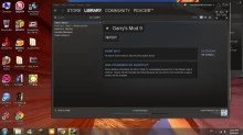 How to let Gmod9 appear in your Steam library