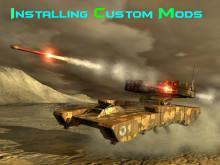 Installing Custom Mods