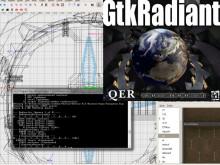 [RUS] [Q3A] Интерфейс и настройка GTK Radiant.
