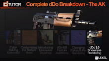 Complete dDo Breakdown - The AK