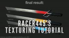 Texturing Tutorial by racer445