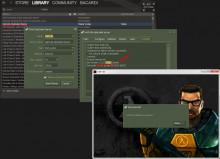 Steam/Tools/Half-Life Dedicated Server