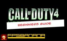 COD4: Beginners Guide