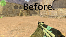How to make CS look better with nVIDIA.