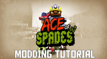 How to mod Ace of Spades Steam