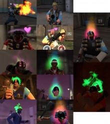 Team Fortress 2 Hat Generator