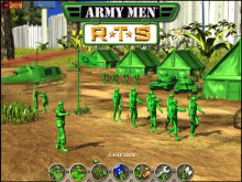 Army Men: RTS Cheat Codes