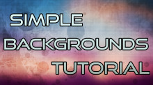 Create a Simple Background W/Video