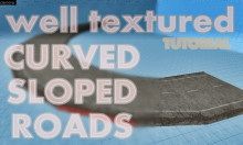 Source - Sloped Curved Roads