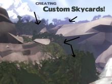 Custom Skycards