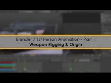 Blender | 1st Person Animation
