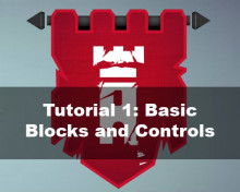 Besiege Tutorial #1 - Basic blocks and controls