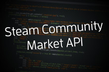 [PHP] Steam Community Market API